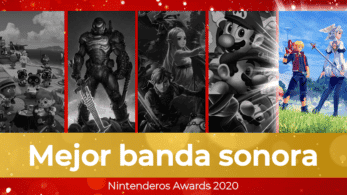 ¡Xenoblade Chronicles: Definitive Edition gana el premio a Mejor banda sonora en los Nintenderos Awards 2020! Top completo con los votos registrados