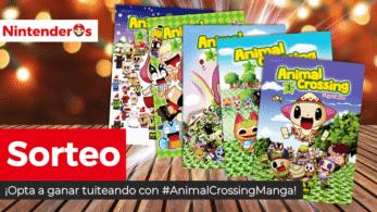 [Act.] ¡Sorteamos los 5 primeros tomos del manga oficial de Animal Crossing de Normal Editorial!