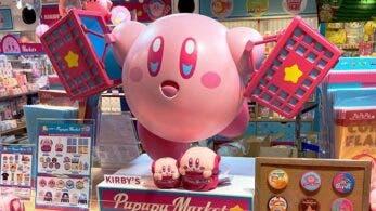 Estas fotos nos muestran al detalle la nueva tienda Kirby Pupupu de Japón
