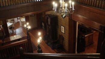 Nuevas fotos del rodaje de la película reboot de Resident Evil nos muestran Spencer Mansion
