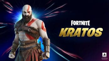 Kratos llega a Fortnite en Nintendo Switch, tráiler oficial