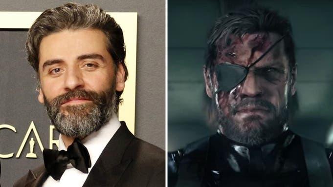 Oscar Isaac será Solid Snake en la película live-action de Metal Gear Solid, según Deadline