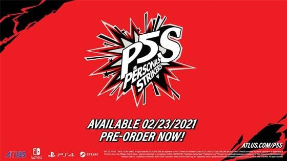 Persona 5 Scramble: The Phantom Strikers se lanzará el 23 de febrero en Occidente