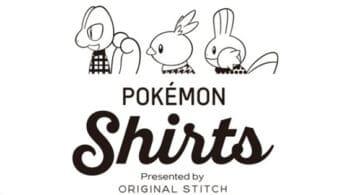 Los diseños de Hoenn llegarán a Pokémon Shirts y se anuncian peluches de esta región para Pokémon Fit