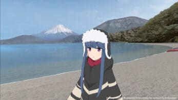 Se anuncian Laid-Back Camp -Virtual- Lake Motosu y Fumoto Campsite para Switch