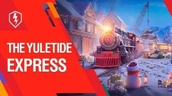 World of Tanks Blitz celebra las fiestas con el Yuletide Express
