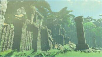 Esta es la teoría que conecta las Ruinas Zonnan de Zelda: Breath of the Wild con su secuela