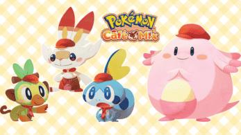 Nintendo América anuncia la llegada de Chansey y los iniciales de Galar a Pokémon Café Mix