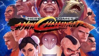 El documental de Street Fighter II llamado «Here Comes A New Challenger» arranca su proyecto en Kickstarter