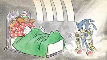 SEGA publica este corto oficial de Sonic que parodia A Christmas Carol con el Dr. Eggman