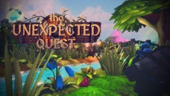 The Unexpected Quest llegará el 23 de enero a Nintendo Switch