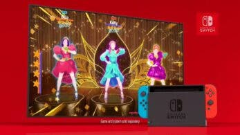 Just Dance 2021 protagoniza este nuevo vídeo promocional de Nintendo Switch
