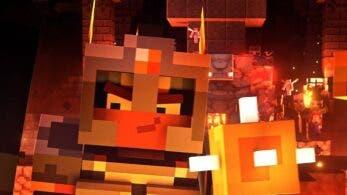 Minecraft Dungeons lanza nuevo tráiler navideño