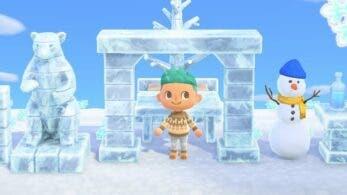 Todos los objetos de copos de nieve e iceberg en Animal Crossing: New Horizons: conseguir recetas, materiales y más