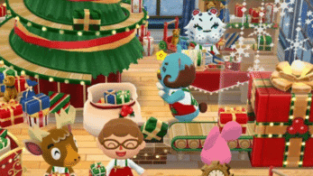 Ya puedes ver el tráiler de la galleta de Cervasio en Animal Crossing: Pocket Camp