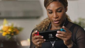 Serena Williams protagoniza este nuevo vídeo promocional de Nintendo Switch