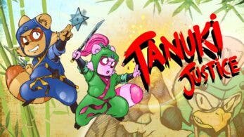 Tanuki Justice y Dog Gone Golfing son anunciados para Nintendo Switch