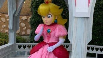 Se filtran imágenes de las mascotas de Toad y la Princesa Peach del Super Nintendo World Japan
