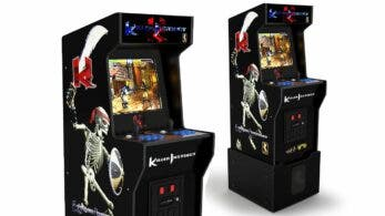 Arcade1Up revela una recreativa con Killer Instinct 1 y 2, Battletoads y Battletoads & Double Dragon
