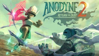 Adéntrate en Anodyne 2: Return to Dust este 18 de febrero en Nintendo Switch