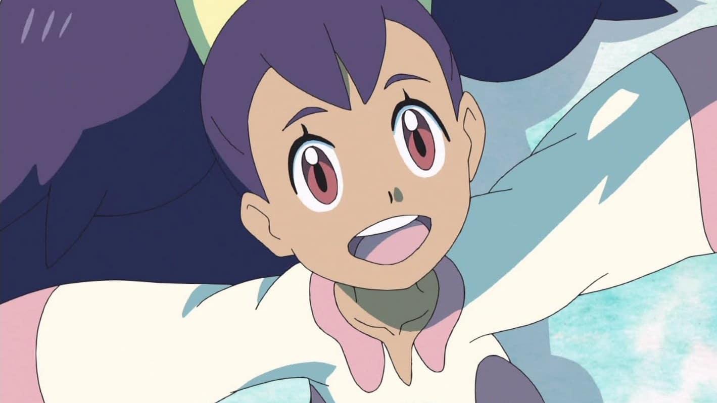 Ya puedes ver el nuevo opening japonés del anime Viajes Pokémon, que confirma el regreso de Iris y Gary
