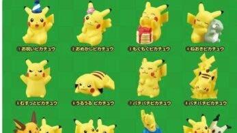 Se anuncia una nueva colección de figuras de Pikachu de Bandai Kids y nuevos peluches de la colección All-Star Collection en Japón