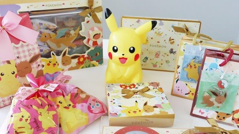 Se comparten nuevas imágenes y un vídeo promocional de los peluches de Pokémon Fit de Hoenn y cajas de dulces son anunciadas en Japón