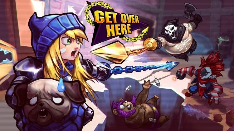 Get Over Here llega este mes a la eShop de Nintendo Switch
