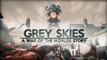Grey Skies: A War of the Worlds Story llega a Nintendo Switch en febrero