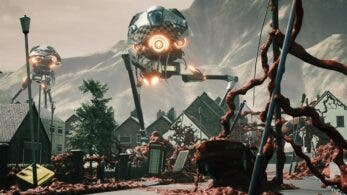Grey Skies: A War of the Worlds Story queda confirmado para el 4 de febrero en Nintendo Switch