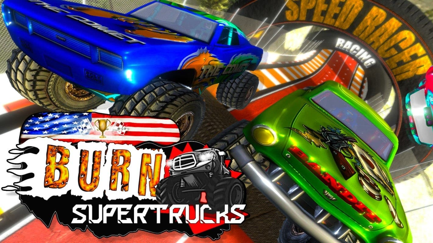 Spice and Wolf VR2, My Magic Florist, Spinny's Journey y Burn! SuperTrucks son anunciados para Nintendo Switch