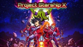 Project Starship X llegará a la eShop de Switch el 27 de enero a Europa y Norteamérica y el 28 de enero a Japón