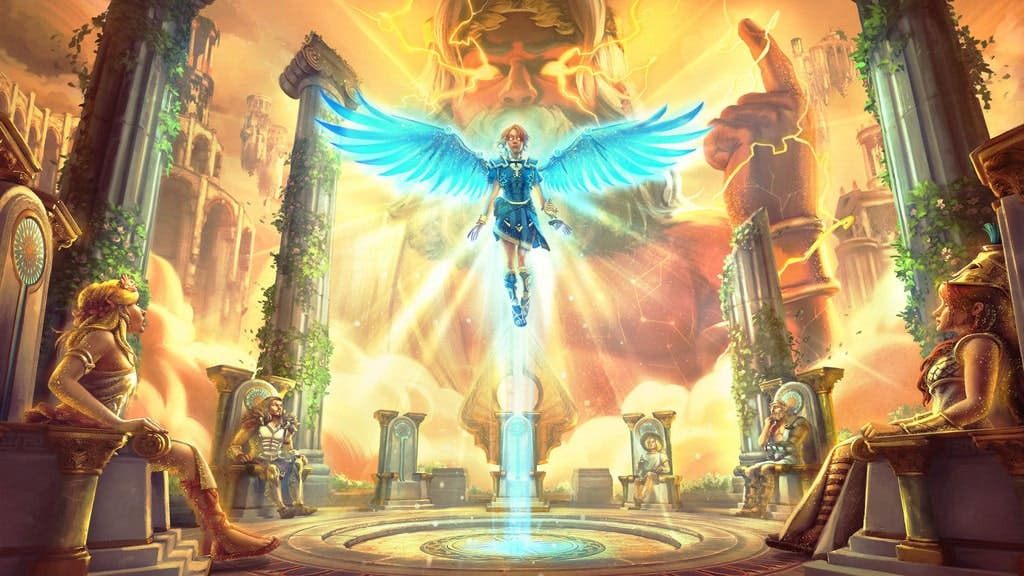Immortals Fenyx Rising: El DLC A New God se estrena mañana