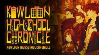 Kowloon Highschool Chronicle llegará a Occidente el 4 de febrero