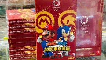 Encuentran una elegante edición física de Mario & Sonic en los Juegos Olímpicos: Tokio 2020 en Hong Kong