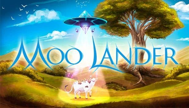 Moo Lander se lanzará en otoño de este año en Nintendo Switch