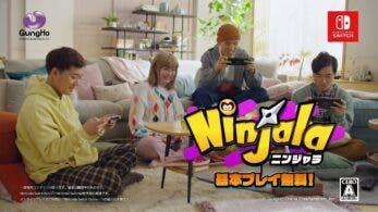 Ninjala se promociona en Japón con estos nuevos comerciales