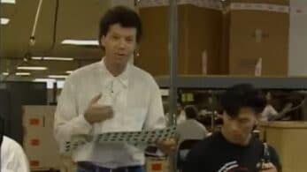 Un vídeo recuperado de 1990 nos muestra las oficinas de Nintendo of America