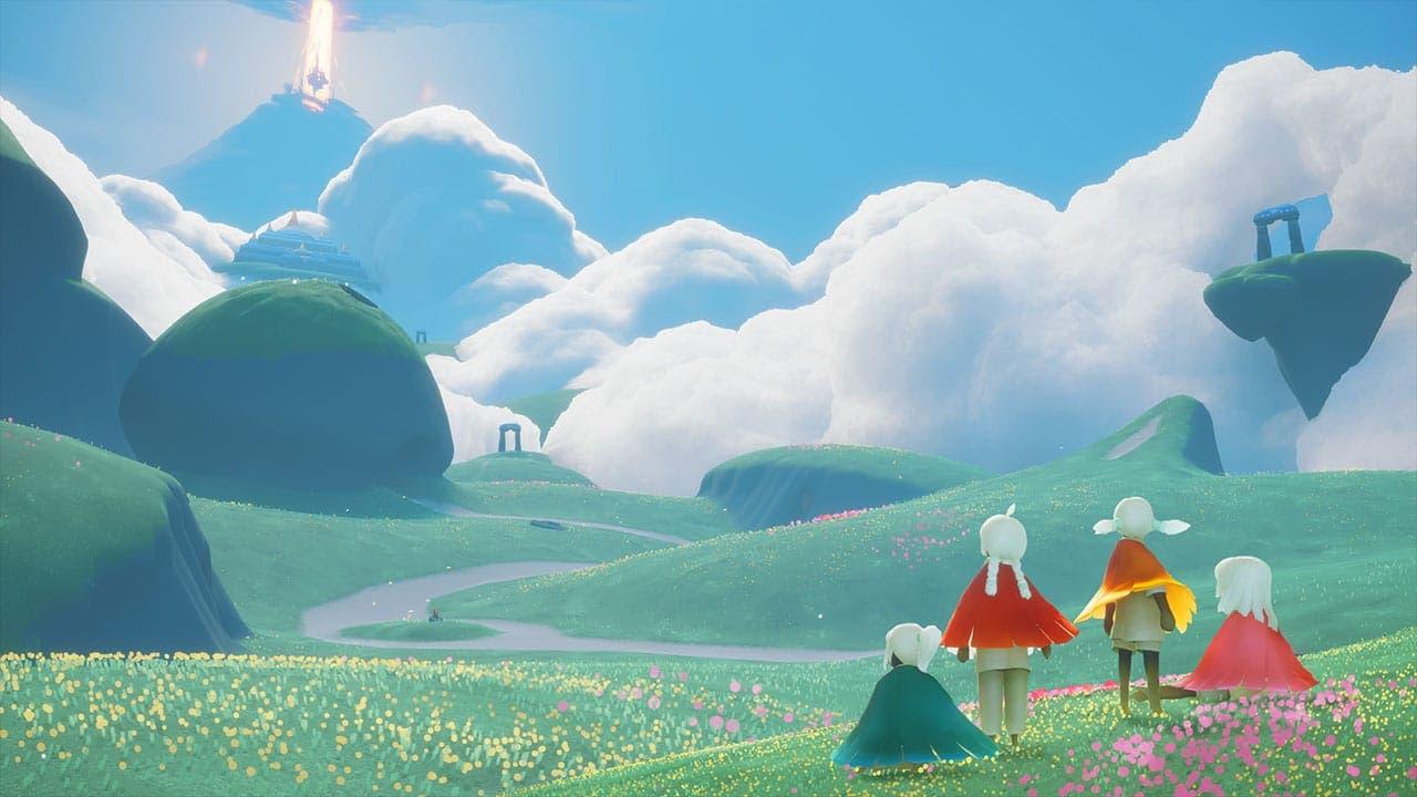 Sky: Niños de la Luz está disponible gratis por fin en Nintendo Switch