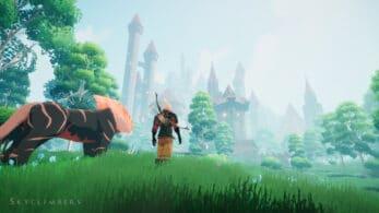 El RPG de acción y mundo abierto Skyclimbers está de camino a Nintendo Switch