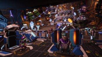 Spacebase Startopia estrena nuevo gameplay