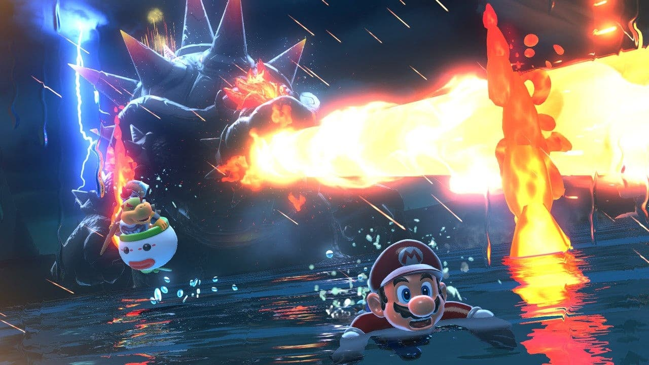 Details on Super Mario 3D World + Bowser's Fury resolution and framerate