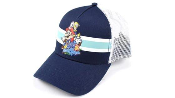 Nintendo comienza a vender las gorras oficiales de Super Mario Bros. 35th Anniversary en su página web