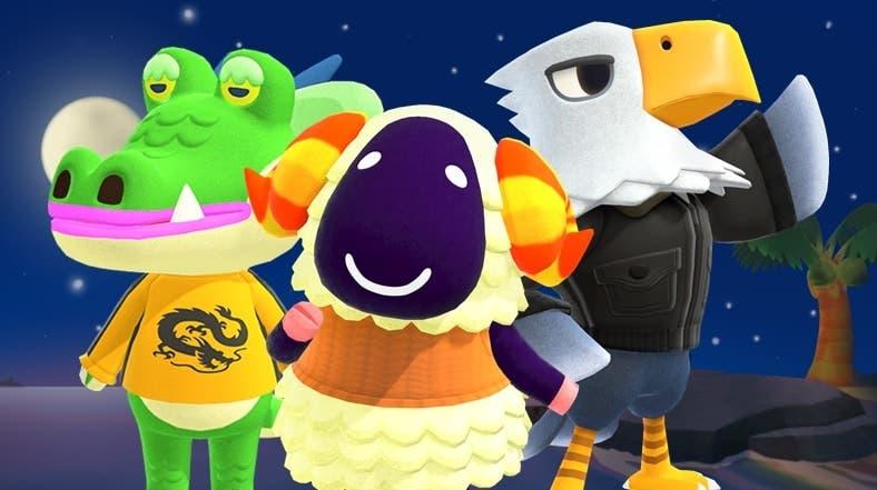 Conoce 15 curiosidades sobre varios vecinos de Animal Crossing