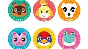 Bandai lanza una serie de imanes de Animal Crossing: New Horizons en Japón