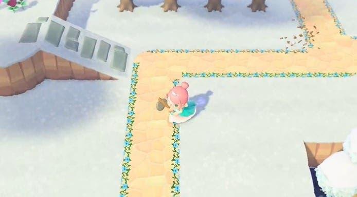 No te pierdas esta espectacular carrera contra las avispas en Animal Crossing: New Horizons