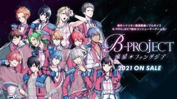 B-Project: Ryuusei Fantasia se estrenará este año en Nintendo Switch