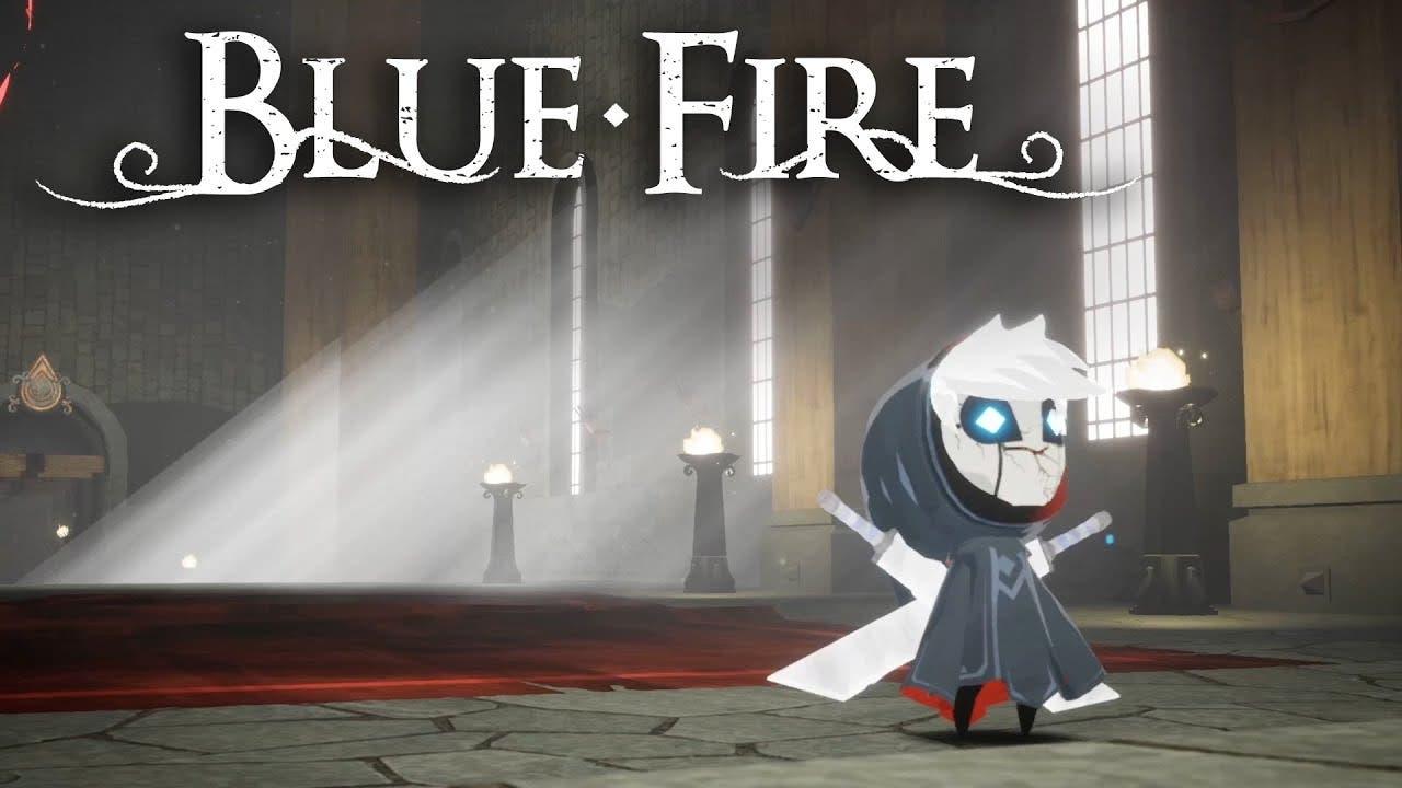 Blue Fire queda confirmado para el 4 de febrero en Nintendo Switch con este tráiler