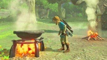 Jugadores de Zelda: Breath of the Wild están haciendo speedruns de hacer pan de trigo