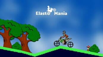 Los fans no pasan por alto el anuncio para Nintendo Switch del remaster de Elasto Mania, juego de PC del 2000